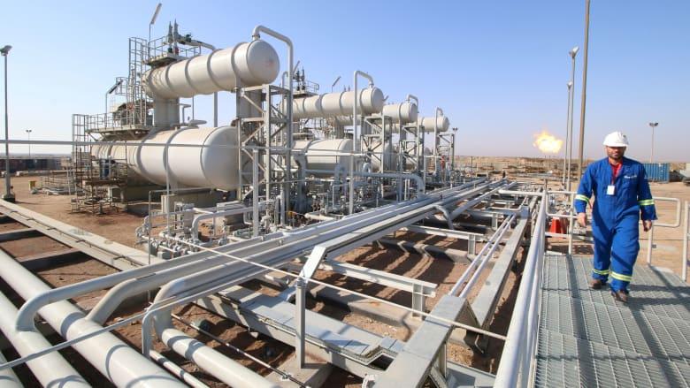 """مع تصاعد التوترات.. شركة النفط الأمريكية """"شيفرون"""" تسحب جميع موظفيها من العراق"""