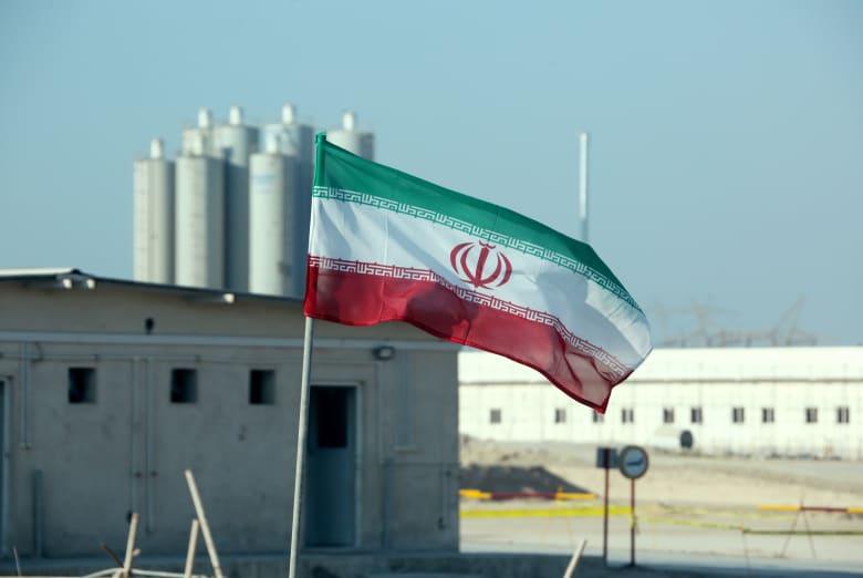 المفاعل النووي الإيراني في مدينة بوشهر الإيرانية