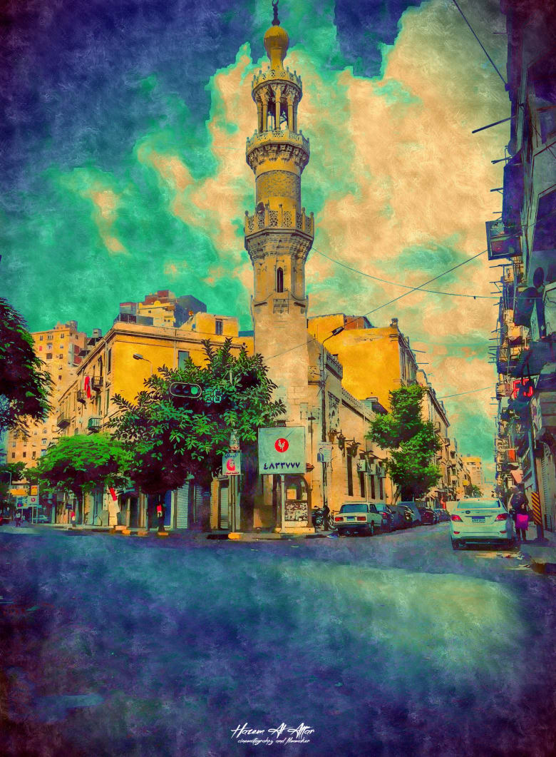 شارع فؤاد في الإسكندرية