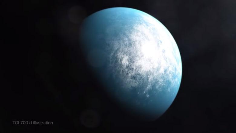"""""""ناسا"""" تجد كوكباً بحجم الكرة الأرضية قد يكون قابلاً للسكن"""