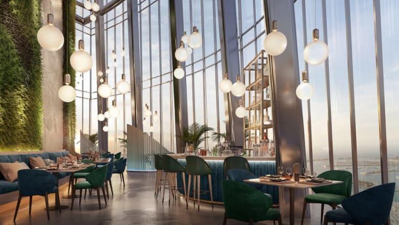أطول فندق في العالم في دبي