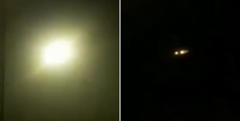 فيديو حصري لـCNN يُظهر إصابة صاروخ لجسم في سماء طهران تزامنا مع تحطم طائرة أوكرانية