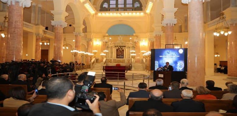 مصر.. افتتاح أقدم معبد يهودي بالإسكندرية بعد ترميمه.. والسفارة الإسرائيلية تُعلق