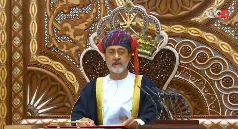 سلطان عُمان الجديد هيثم بن طارق آل سعيد