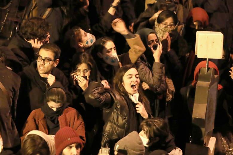 وزير الخارجية الأمريكي يعلن دعم واشنطن للمتظاهرين الإيرانيين: سئموا وحشية الحرس الثوري