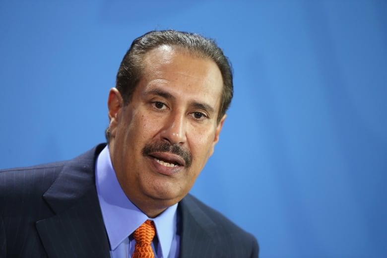 وزير خارجية قطر الأسبق حمد بن جاسم