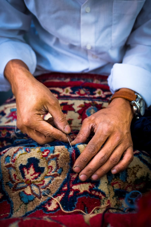 أصحاب المهن الحرفية في القاهرة
