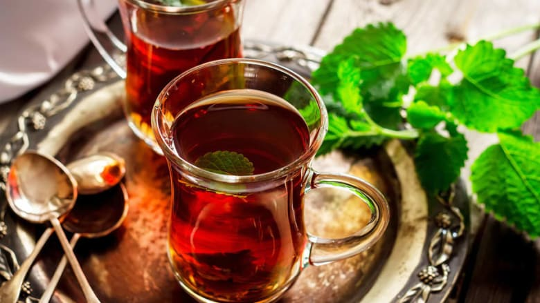 الشاي المصري