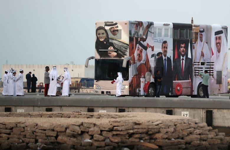 صورة أرشيفية من الدوحة