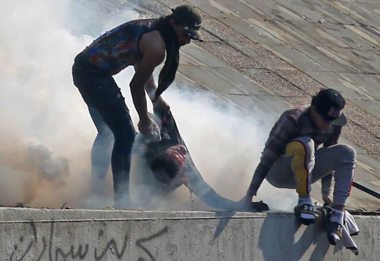 مفوضية حقوق الإنسان العراقية: مقتل 10 أشخاص في الاحتجاجات منذ يوم الأحد