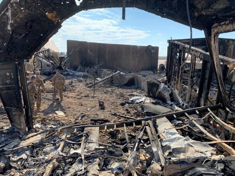 الجيش الأمريكي: قوات أمريكية إضافية أصيبت في الضربات الصاروخية الإيرانية لقاعدة عين الأسد