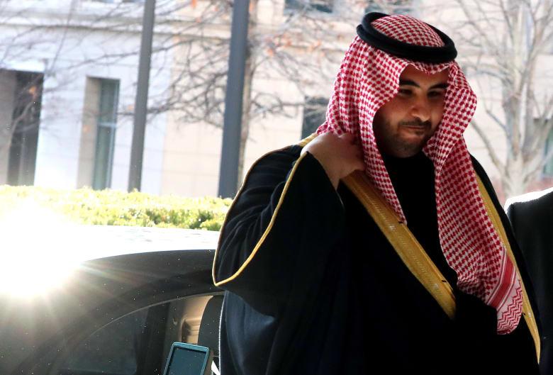 صورة أرشيفية للأمير خالد بن سلمان نائب وزير دفاع السعودية