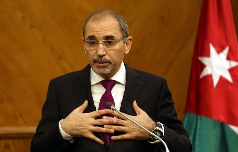 وزير الخارجية الأردني: لم نبلغ بصفقة القرن ولا صحة لبحث قرار فك الارتباط
