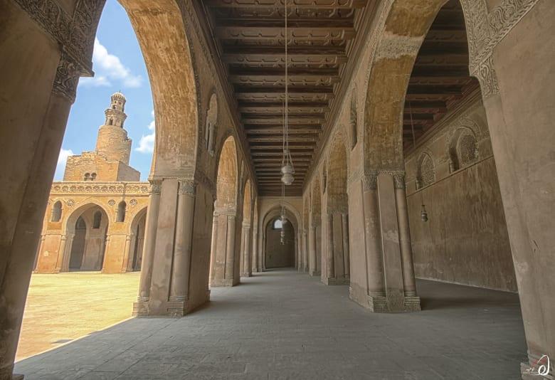 مسجد أحمد ابن طولون