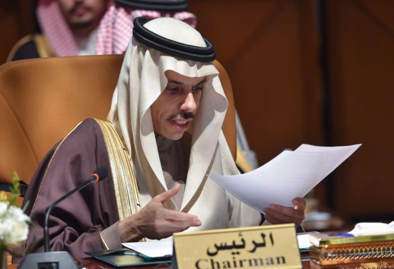 وزير الخارجية السعودي لـCNN: الإسرائيليون غير مرحب بهم في المملكة حاليا