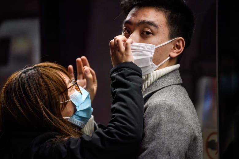 ارتفاع حصيلة ضحايا فيروس كورونا في الصين إلى 106