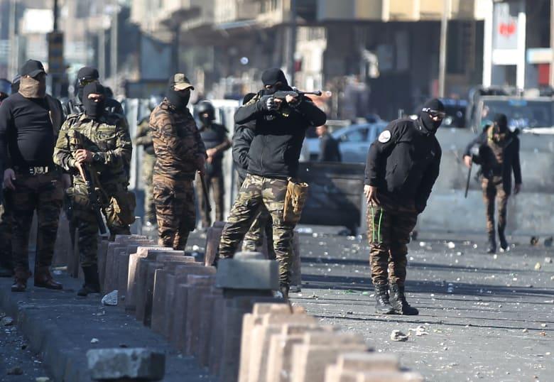 بيان لـ16 دولة عن مظاهرات العراق