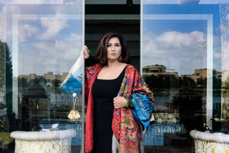 """مبادرة """"زي"""" للكاتبة والباحثة العراقية، ريم المتولي."""