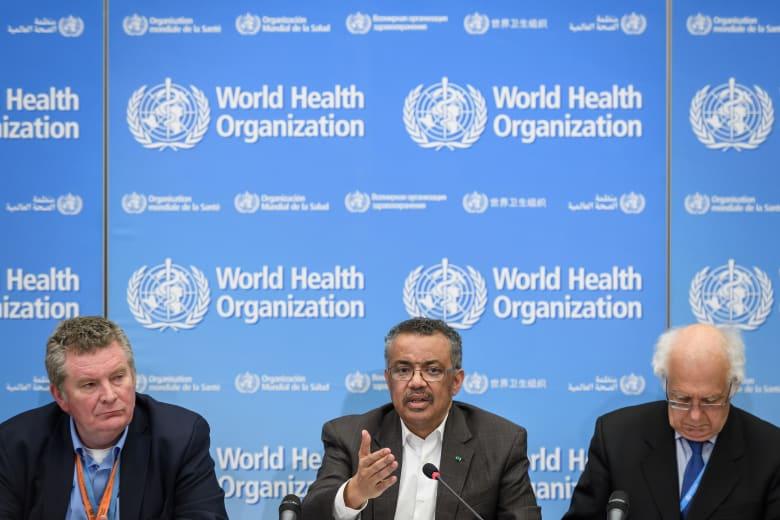 """الصحة العالمية تعلن فيروس كورونا كـ""""حالة طوارئ"""" دولية"""
