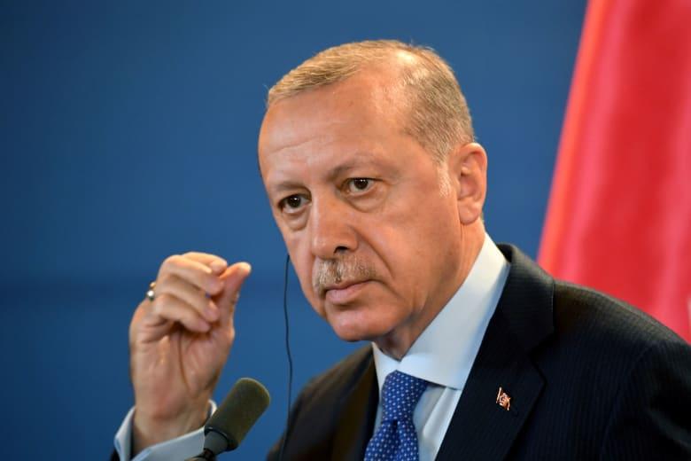 """أردوغان يُهدد بشن عملية عسكرية جديدة في سوريا """"إذا لم يستقر الوضع في إدلب"""""""