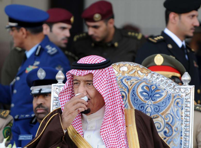 صورة ارشيفية للملك سلمان بن عبدالعزيز