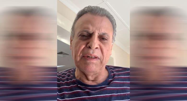 الإعلامي جمال ريان