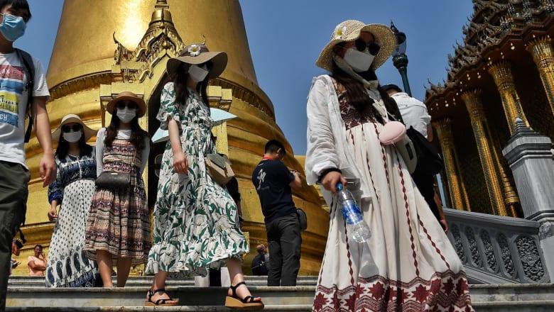 قطاع السياحة يتأثر في ظل إمتناع السياح الصينيين عن السفر