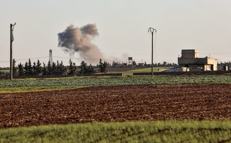 غارات للنظام السوري على المناطق الخاضعة للمعارضة في حلب وإدلب