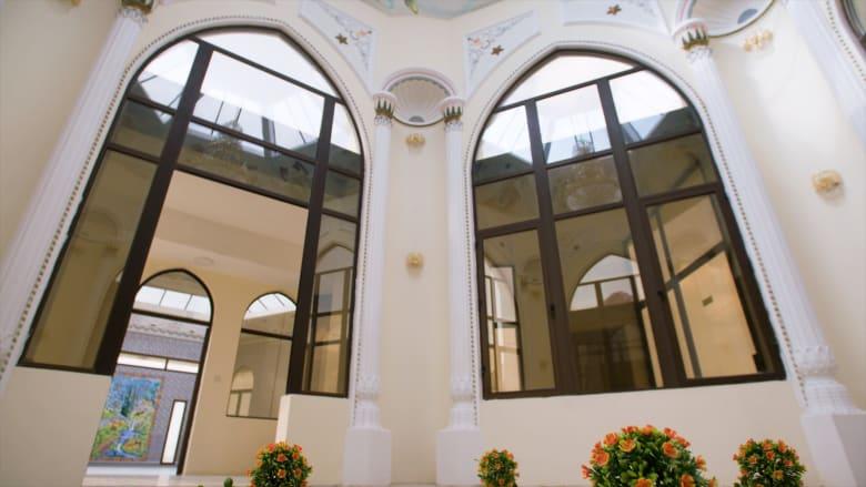 القصر القاسمي في الإمارات