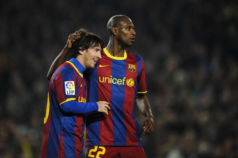 """أبيدال يزيد الجدل حول مستقبل ميسي مع برشلونة بتصريح حول تجديد عقد """"ليو"""""""