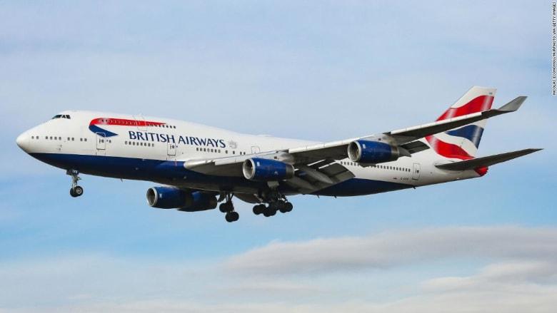الخطوط الجوية البريطانية تحطّم الرقم القياسي لأسرع رحلة جوية دون الصوتية نيويورك إلى لندن