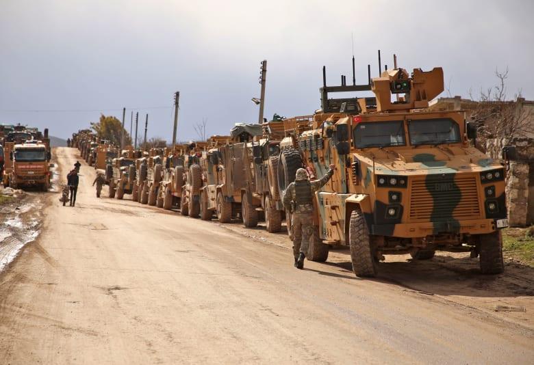 تركيا تعلن مقتل 5 من جنودها بقصف للنظام السوري في إدلب: انتقمنا من العدو
