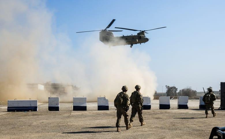 حصيلة الجنود الأمريكيين المصابين جراء الهجوم الإيراني على عين الأسد تقفز عن الـ100