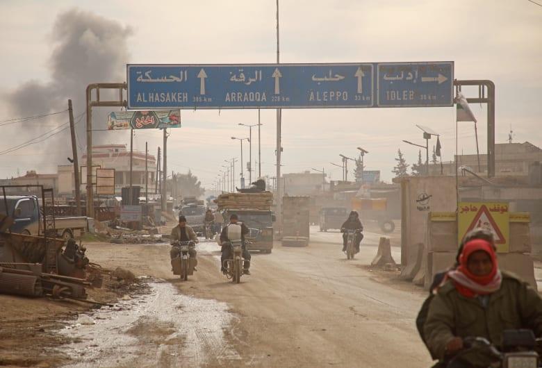 قوات النظام السوري تسيطر على الطرق بين دمشق وحلب لأول مرة منذ 2012