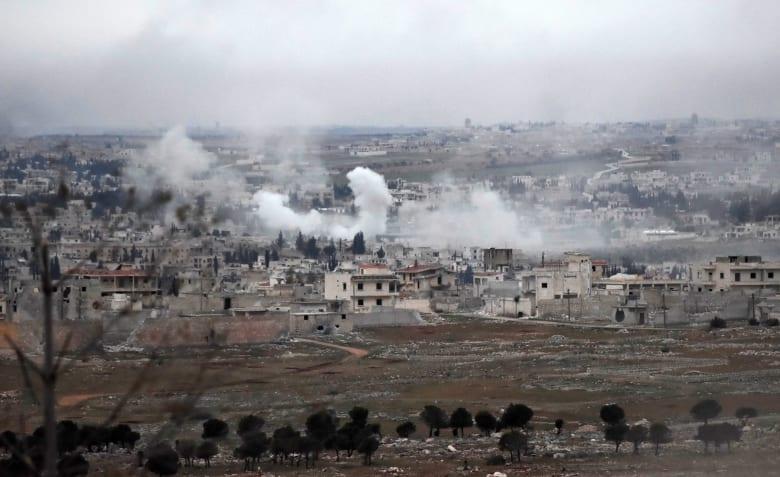غارات للنظام السوري على مناطق متفرقة من حلب