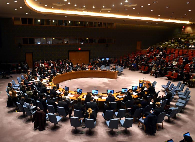 مجلس الأمن يتبنى قرارًا لوقف دائم لإطلاق النار في ليبيا.. ويُحذر مُنتهكي حظر نقل الأسلحة