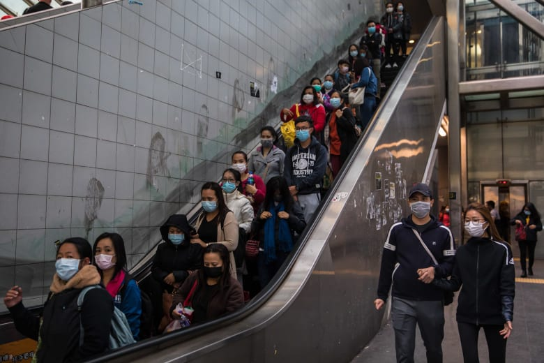 فيروس كورونا: 116 حالة وفاة جديدة في الصين.. وارتفاع حصيلة الضحايا عالميا إلى 1486
