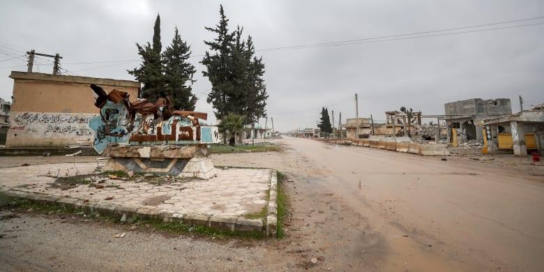صورة ارشيفية من إدلب