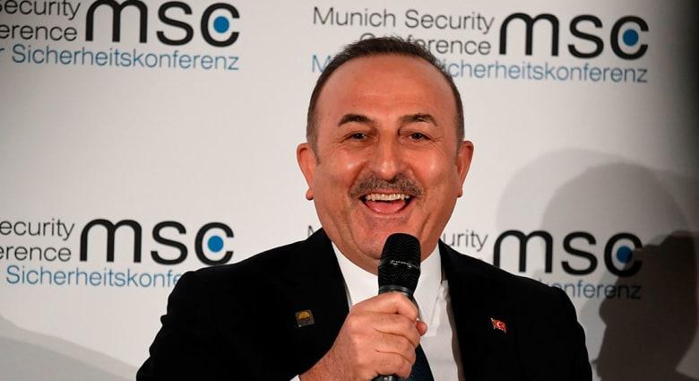 وزير خارجية تركيا مولود جاويش أوغلو
