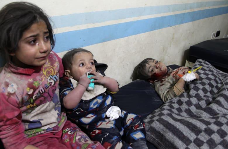 دكتور زاهر سحلول يكتب لـCNN عن زيارته لإدلب: العالم يحاول تجاهل أكبر الكوارث