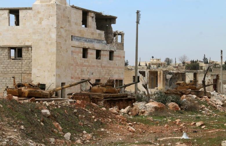 قوات موالية للنظام السوري تتقدم في شمال غرب حلب