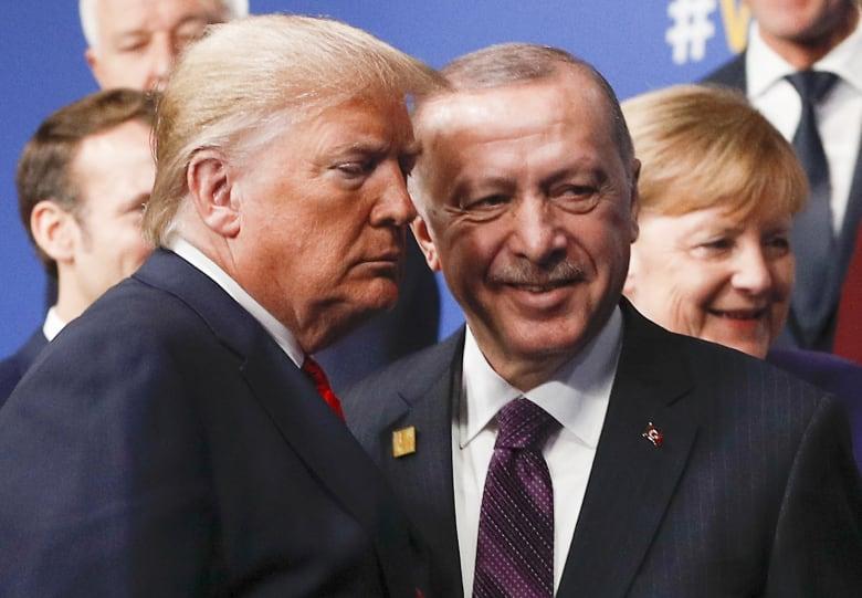 أردوغان يتحدث عن أمكانية مشاركة أمريكا بالعملية العسكرية التركية المحتملة في إدلب