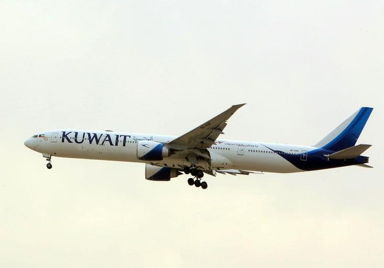 الخطوط الجوية الكويتية توقف رحلاتها إلى إيران بعد اكتشاف إصابات جديدة بفيروس كورونا