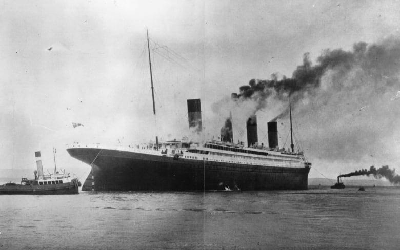 """محاولات لإنقاذ """"راديو تيتانيك"""" المُستخدم في إطلاق نداء الاستغاثة قبل غرق السفينة"""