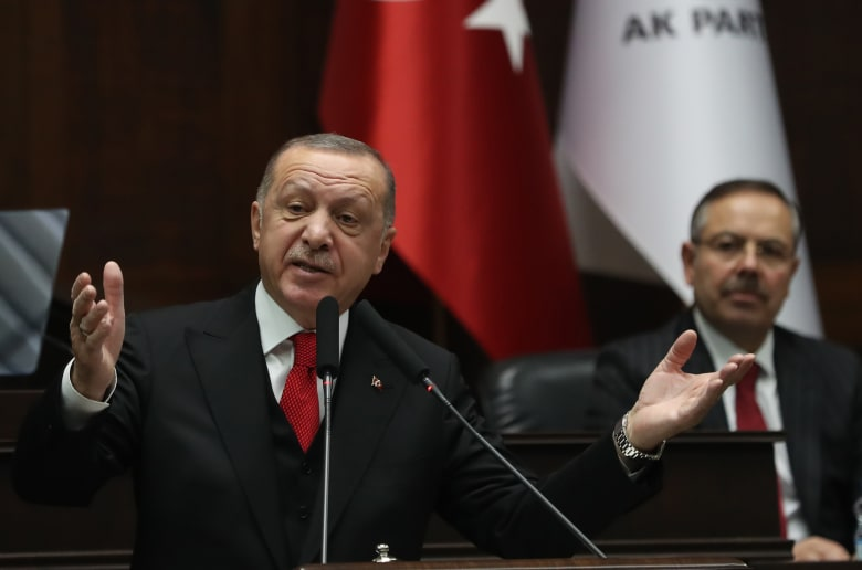 أردوغان يعلن سقوط قتلى من قواته في ليبيا ويؤكد: سياستنا في سوريا ليست عبثية