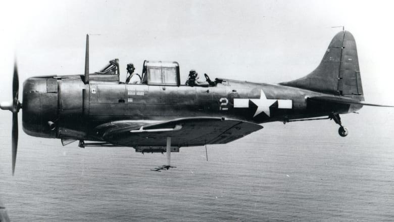 العثور على 3 طائرات أمريكية أُسقطت خلال الحرب العالمية الثانية بالمحيط الهادئ بعد 76 عاماً