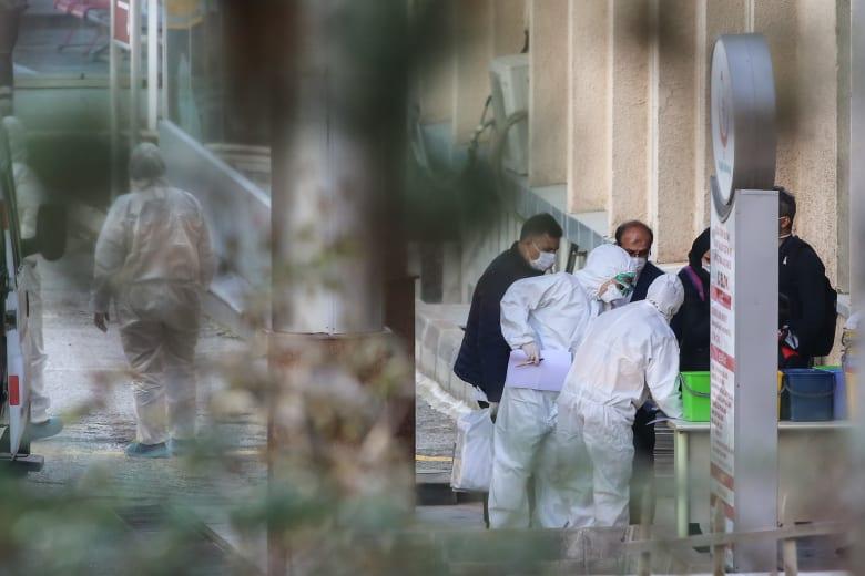 الجزائر تسجل أول إصابة بفيروس كورونا تعود لمواطن إيطالي