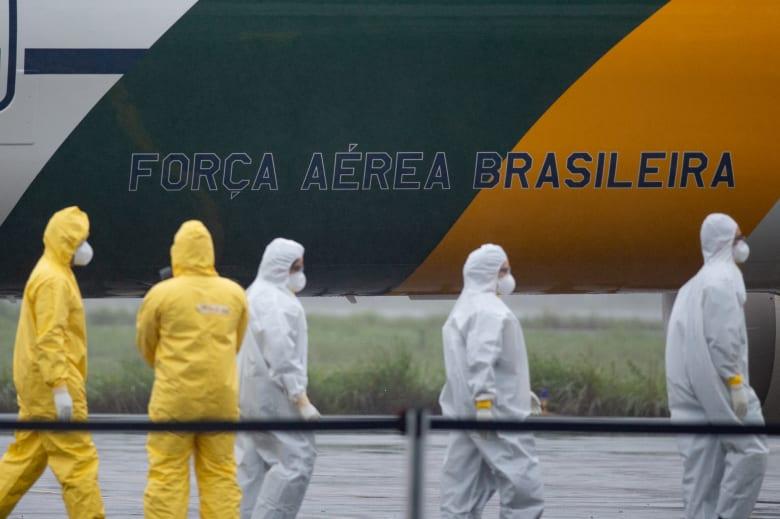 البرازيل تسجل أول إصابة بفيروس كورونا في أمريكا الجنوبية لشخص عائد من إيطاليا