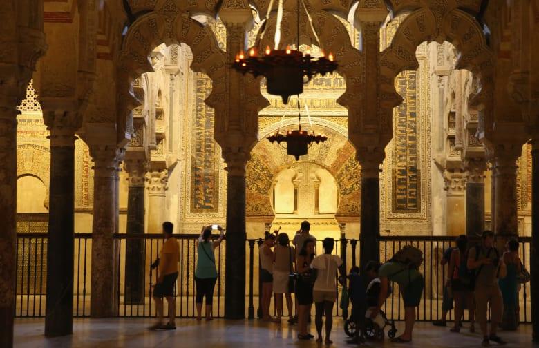 كاتدرائية - جامع قرطبة في إسبانيا