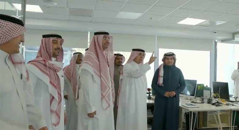 وزير الإعلام السعودي، ماجد القصبي